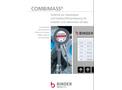 COMBIMASS® Systeme zur Gasanalyse und Gasdurchflussmessung  - DE