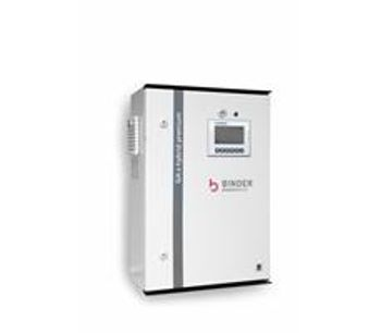 COMBIMASS® GA-s hybrid - analyzer stations for biogas and syngas-2