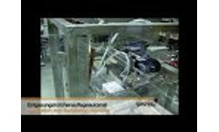 Machines for battery production - Video