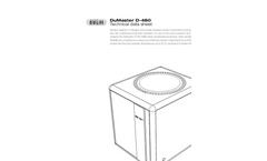 DuMaster D-480 Technical Datasheet