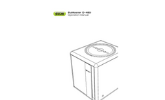 DuMaster D-480 Operation Manual