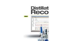 BUCHI Distillation Record- Brochure