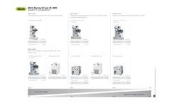 Mini spray Dryer B-290 - System Configurator
