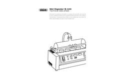 B-440 - Wet Digester System - Technical Datasheet