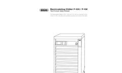 F-105/F-108/F-114 Technical Data Sheet