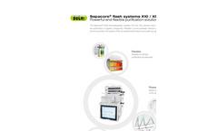 Sepacore Flash Dystems X10 / X50 - Brochure
