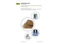 Application Note: Crude and total fat determination in a feed sample by Soxhlet extraction