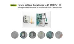 Six factors for achieving compliance in pharma with computerized systems