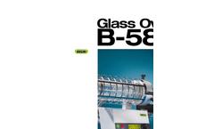 Brochure Glass Oven B-585