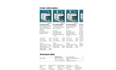 Scrubber B-414 Brochure