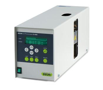 BÜCHI - Model C-640 - Fast Compound Tracking UV/Vis Detector
