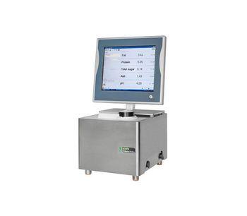 BÜCHI NIRMaster - Model Pro IP65 - FT-NIR Standalone Spectrometer