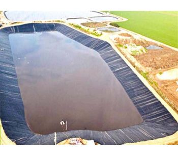 Geomembrane solutions for custom pond liners sector - Soil and Groundwater