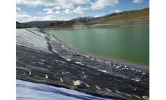 Geomembrane solutions for dam liners sector