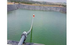 Geomembrane solutions for large pond liner sector
