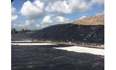 What`s the role of geomembrane in a landfill?