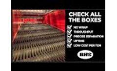 BHS No Wrap Screens Video
