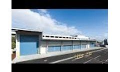 Anaerobic Digestion: South San Francisco Blue Line Biogenic CNG Facility Video
