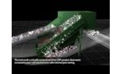 BHS NewSorter Animation: ONP Fiber Recycling - Video
