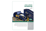 BHS - Eddy Current Separator Brochure