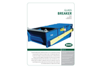 BHS - Model DRS - Glass Breaker - Brochure