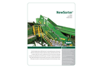 BHS NewSorter - Screen Automatically Separates Old Newsprint (ONP) - Brochure