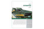 BHS - Automatically Separates Old Corrugated Containers (OCC) - Brochure