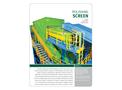 BHS - Polishing Screen - Brochure