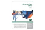 BHS - Model XD - Bale Breakdown Unit (BBU) - Brochure