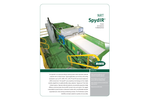 NRT SpydIR - Model T - Advanced Infrared Sorting System - Brochure