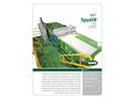 NRT SpydIR - Model T - Advanced Infrared Sorting System - Brochure