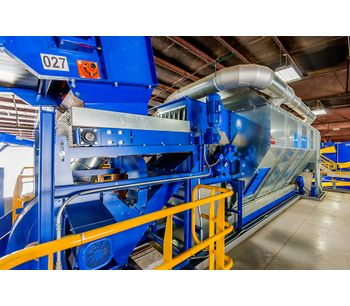 BHS Nihot - Drum Separator (SDS) Glass Clean Up