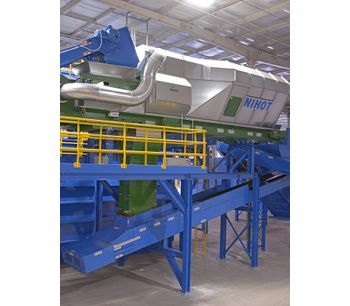 Drum Separator (SDS) Glass Clean Up-2