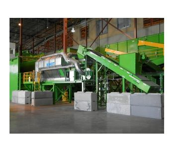 Drum Separator (SDS) Glass Clean Up-3