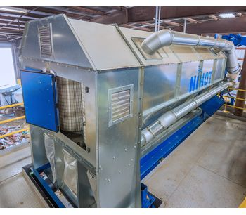 Drum Separator (SDS) Glass Clean Up-4