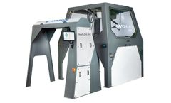 Max-AI - Model AQC-1 - Autonomous Quality Control (AQCs) Sorting Machine
