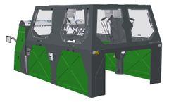 Max-AI - Model AQC-2 - Autonomous Quality Control (AQCs) Sorting Machine