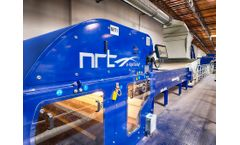 NRT SpydIR - Model T - Advanced Infrared Sorting Systems