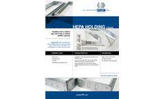 Hepa Holding Frame - Brochure