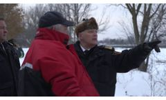 ECO - Preventive Ice Breaking & Spring Flood Mitigation Services - Video