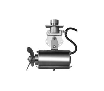 Model CMD - Horizontal Submersible Mixers