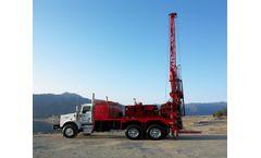 Cascade - Hollow Stem Auger Drilling Rig
