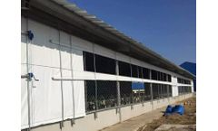 Jinlong - Poultry House Side Curtain