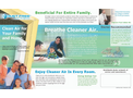 Dust Fighter - Model 90 - High Performance Electrostatic Air Filter  Brochure