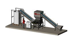 Shredding Systems: The Core Business Of ISVE Recycling Division
