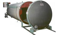 ISVE - Model EM High Capacity - Discontinuous Dryers