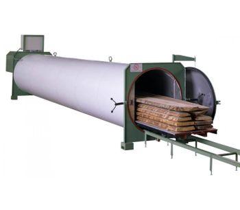 ISVE - Model EM2V and EM5V - Vacuum Dryers for Small to Medium Sized Carpenters Workshops