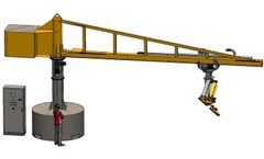 ISVE - Board Handling Systems With Vacuum Suction Cup