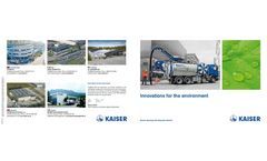 Twister - Wet Vacuum Vehicle Brochure