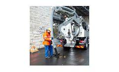 Aquastar- CityCycler - Model 15–18 Tons - Water Recycling Vehicle